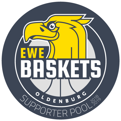 EWE Baskets Supporter-Pool